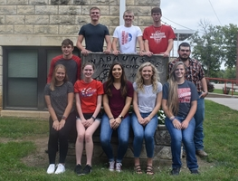 2018 Homecoming Candidates
