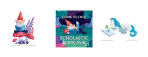 MHES Book Fair Coming Soon!