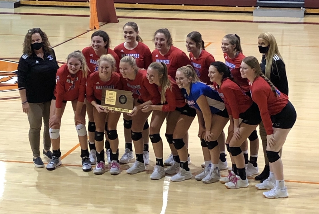 Sub-state volleyball champs