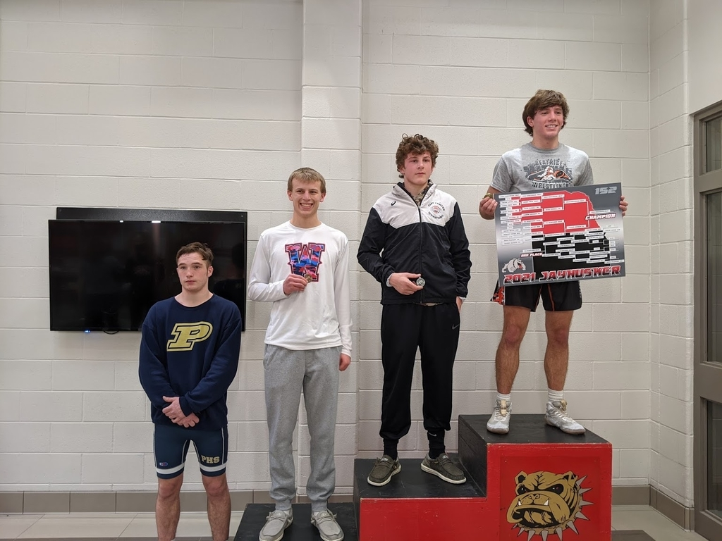 Eli 3rd place