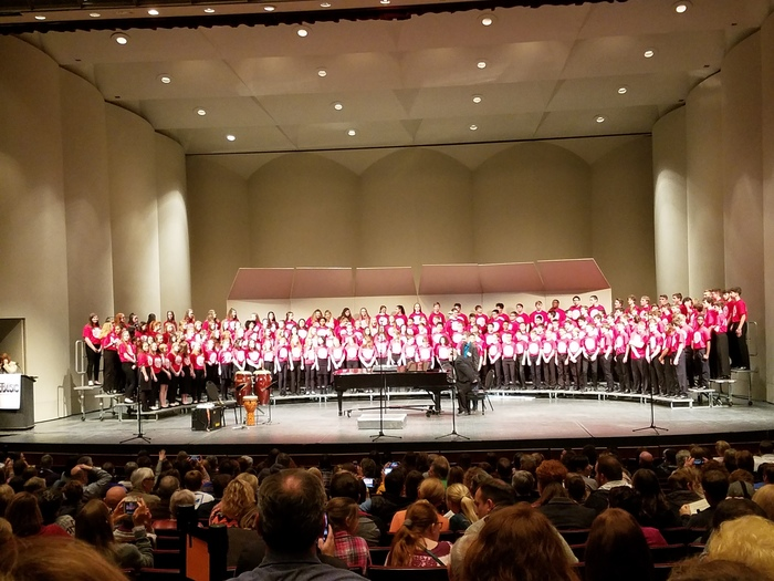 KMEA Middle Level Choir