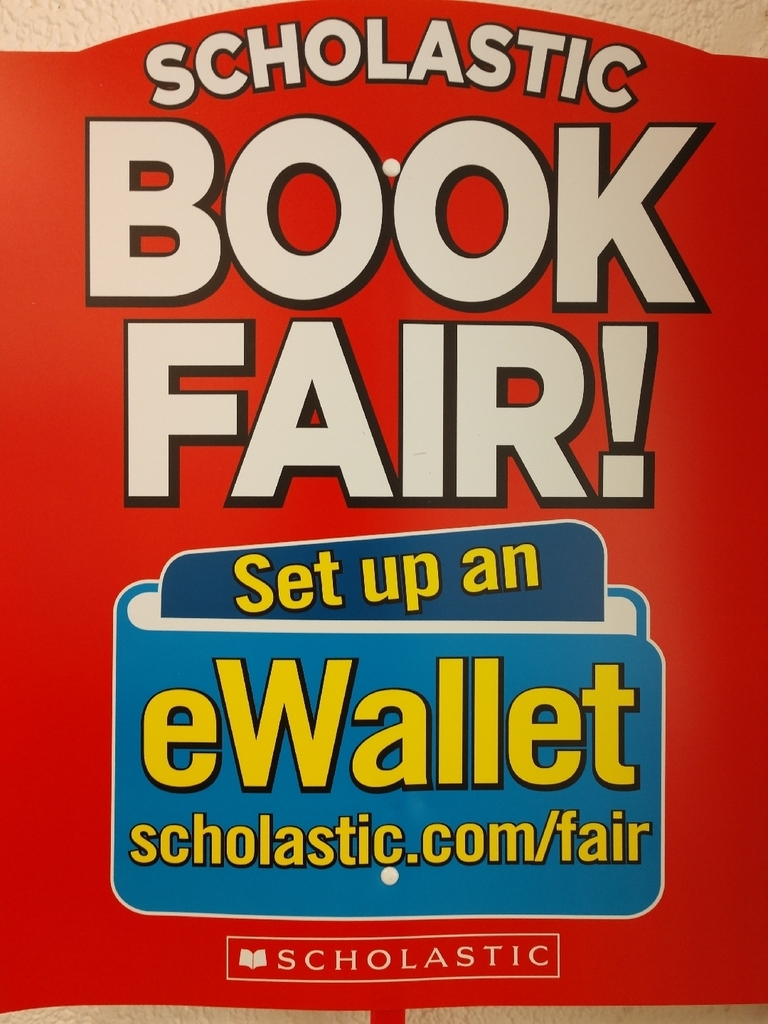 Scholastic BookFair has a new payment option...check it out!!