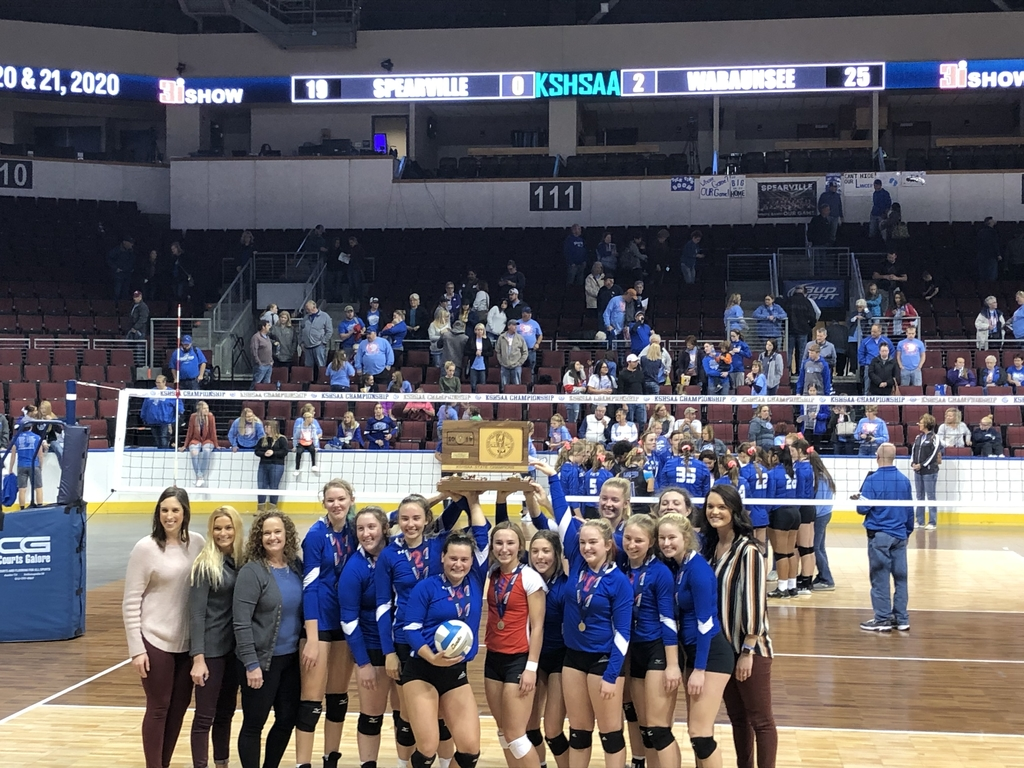 Congrats Chargers!  2A STATE Volleyball CHAMPIONS!