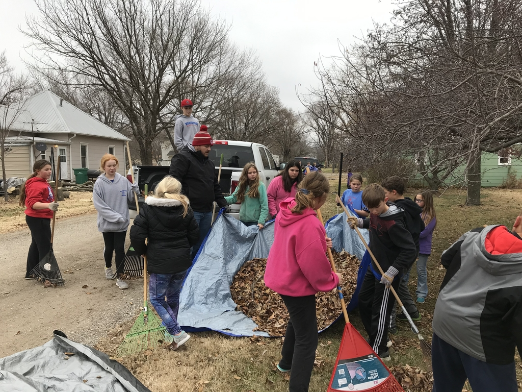 Fall community cleanup