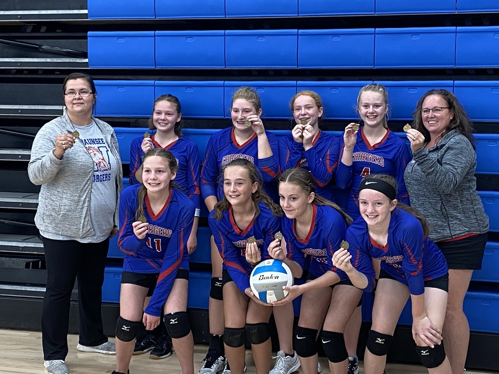 7th grade 1st place at Perry